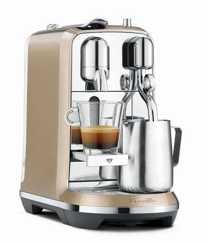 历史新低!Breville 铂富 Nespresso 雀巢 BNE600 打奶泡一体 胶囊咖啡机 429.99加元包邮!