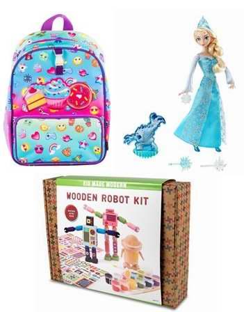 Indigo Chapters 精选大量儿童玩具、书包等2.2折起特卖!全场包邮!