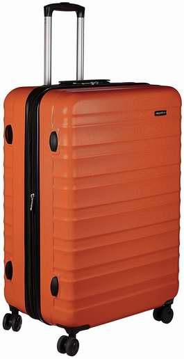 历史新低!AmazonBasics 28寸可扩展硬壳拉杆行李箱 67.4加元包邮!