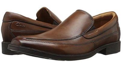 Clarks 其乐 Tilden Free 男士真皮休闲鞋(9码、11码)4.6折 62.45加元包邮!