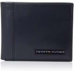 历史新低!Tommy Hilfiger Cambridge 男士真皮钱包 19.29加元!