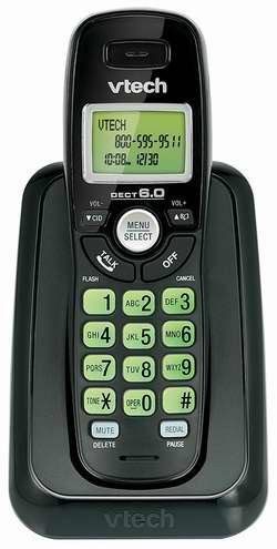 历史新低!VTech 伟易达 Dect 6.0 CS6114-11 无绳电话系统 12.95加元!