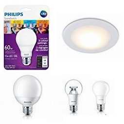 金盒头条:精选7款 Philips 飞利浦 LED节能灯特价销售,售价低至9.97加元!