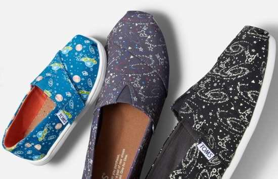 Toms 精选大量帆布鞋折上折优惠,折后低至 18.74加元!