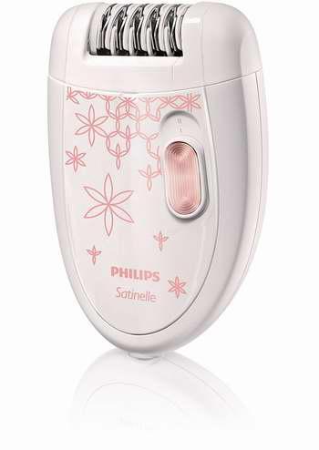 历史最低价!Philips 飞利浦 HP6420/00 Satinelle 女用轻柔脱毛器 34.96加元!