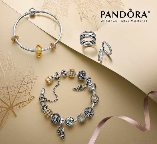 Pandora 潘多拉 店内购满150加元,送价值60加元潘多拉耳环!