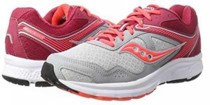 Saucony 索康尼 Cohesion 10 女士跑鞋3.6折 36.06加元起包邮!2色可选!
