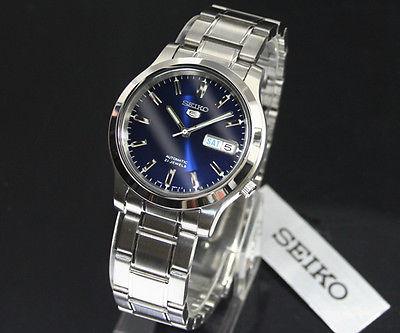 Seiko 精工5号 SNK793 典藏时光 背透 男士自动机械腕表/手表3.5折 64.61加元包邮!