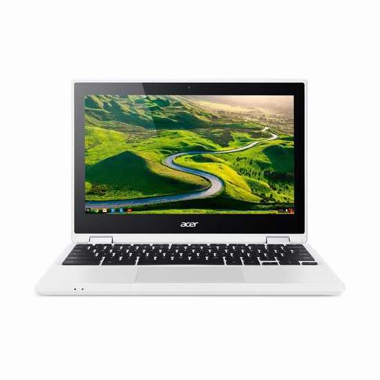 历史新低!Acer 宏碁 Aspire CB5-132T-C7R5 11.6寸触控屏笔记本电脑 249.99加元包邮!会员专享!
