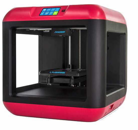 金盒头条:历史新低!FlashForge 闪铸 Finder 发现者 家用3D打印机 597加元包邮!