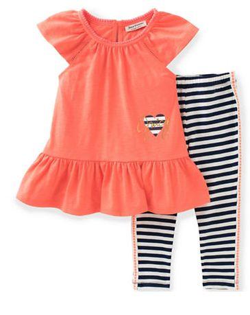 精选 JUICY COUTURE 儿童服饰 3折起特卖,折后低至 18加元