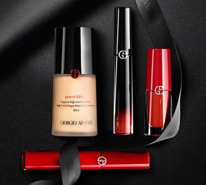 黑五特卖!Giorgio Armani 阿玛尼 美妆护肤品 全场卖2件 8.5折!套装也打折!