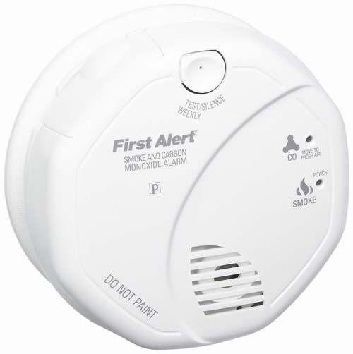 历史新低!First Alert SCO5CN 一氧化碳/烟雾 二合一探测报警器5.7折 34.35加元!