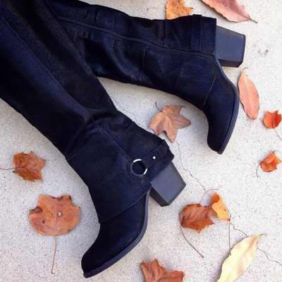 精选 31款Fergalicious 中长款女靴 79.99加元+踝靴 54加元起+全场包邮!