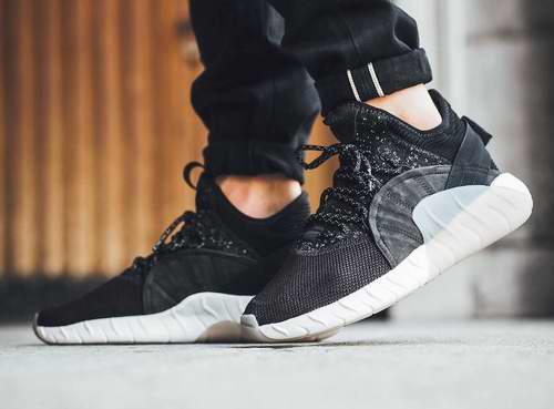 造型独特,吸睛效果自然不凡!精选7款 Adidas Originals Tubular Rise男士袜套式运动鞋 150加元(黑色款),原价 200加元,包邮