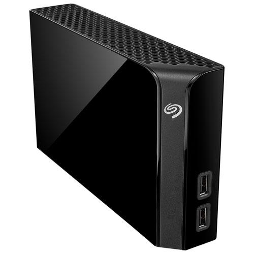 黑五特卖!Seagate STEL8000100 Backup Plus Hub 8TB 3.5英寸 USB 3.0 移动硬盘 179.99加元,原价 279.99加元