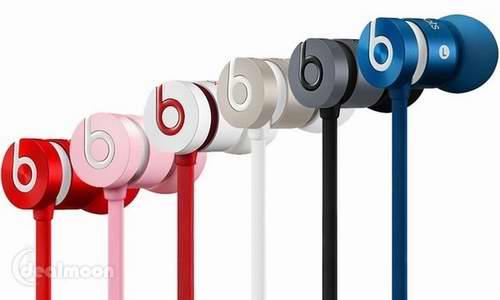 Beats by Dr. Dre urBeats 入耳式耳机 59.99加元(3色),原价 99.99加元,包邮