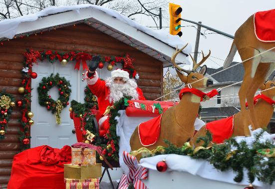 多伦多周末好去处及Rudsak开仓特卖会(11月10日-11月12日 )!提前看圣诞老人游行哦!