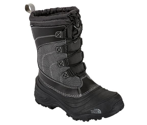 The North Face Alpenglow IV 儿童冬靴 45.99加元,原价 79.99加元