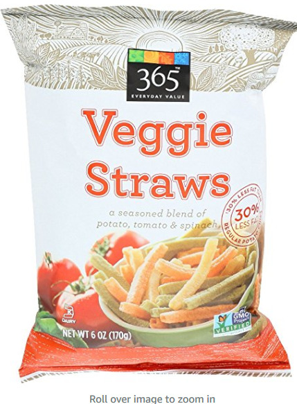 精选 365 Everyday Value 非转基因蔬菜零食 2.99加元起特卖!