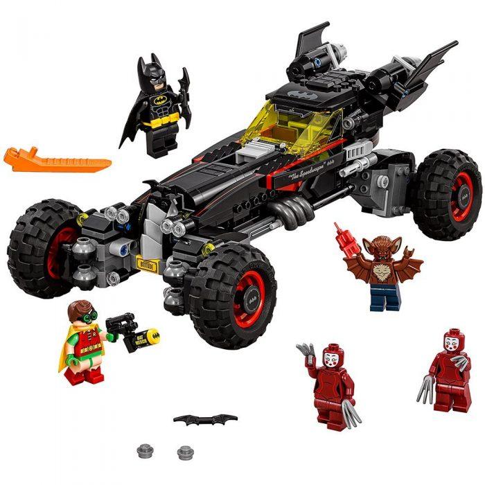 LEGO 乐高 70905 蝙蝠侠大电影蝙蝠战车 59.97加元,原价 74.99加元,包邮