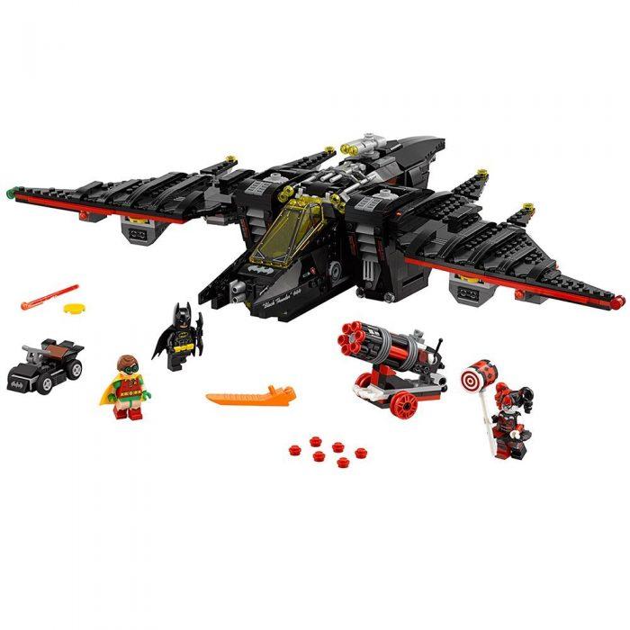 LEGO 乐高 70916 蝙蝠侠大电影 蝙蝠战机 87.97加元(原价 109.99加元),会员价 79.17加元