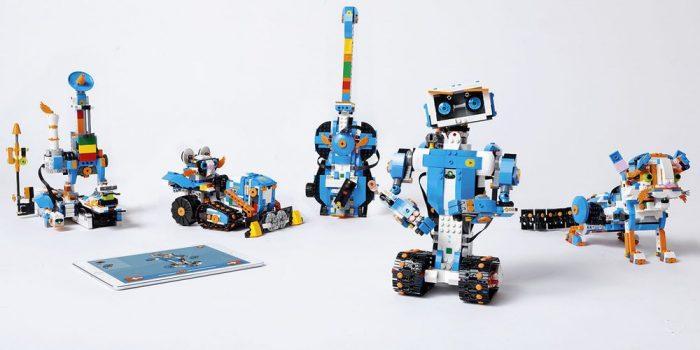 LEGO 乐高 17101 BOOST 可编程机器人7.5折 149.99加元包邮!