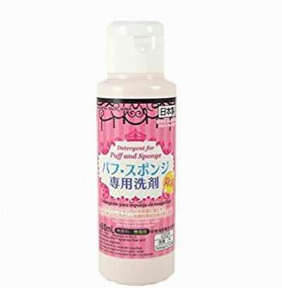 Daiso 日本大创粉卜海绵专用清洗液 12.38加元