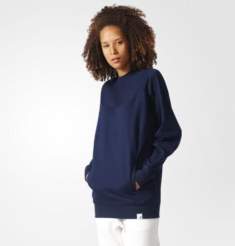 Adidas 阿迪达斯 Originals 长袖卫衣 42.47加元(4色),原价 120加元