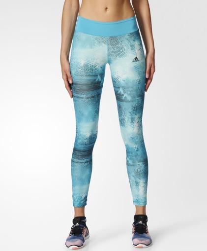 Adidas 阿迪达斯 Ultimate 紧身运动裤 34.97加元,原价 100加元