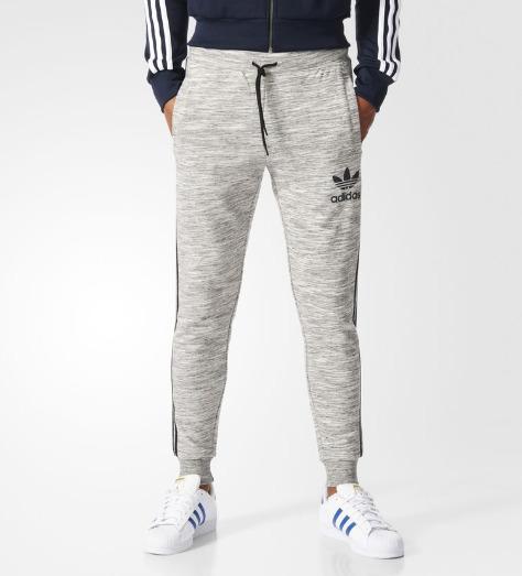 Adidas 阿迪达斯 CLFN FT 三叶草 休闲运动裤 60加元,原价 80加元