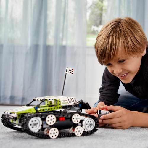 LEGO 乐高 科技系列 42065 RC履带式遥控赛车 99.99加元,原价 129.99加元,包邮