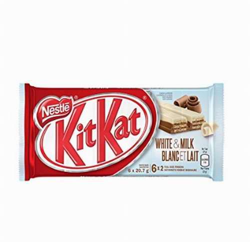 Kit Kat 雀巢牛奶巧克力饼干 2加元特卖!