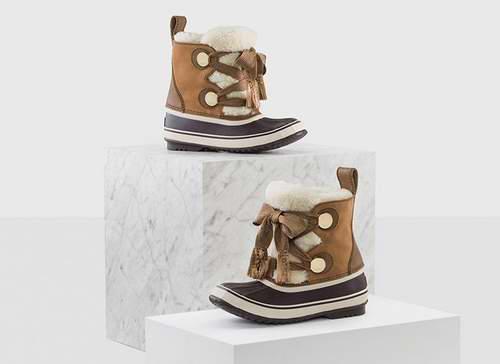 Sorel 精选成人儿童雪地靴、皮靴、羽绒服 6.5折起特卖!
