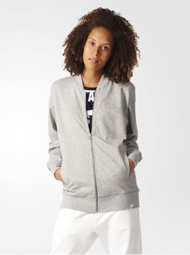 Adidas 阿迪达斯 XbyO Track Top女款夹克 49.97加元,原价 140加元