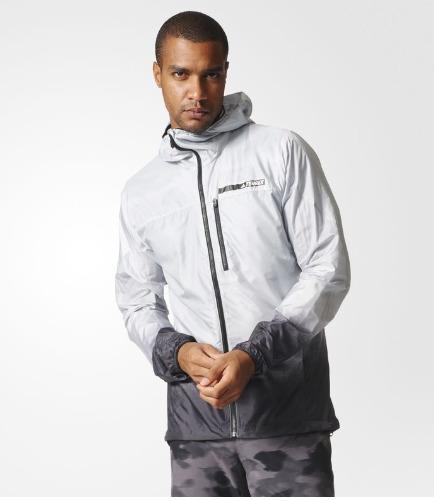 Adidas 阿迪达斯 TERREX Agravic 男式户外防水防风夹克 69.97加元(2色),原价 200加元