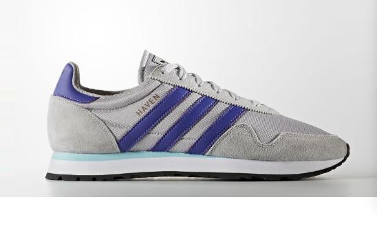 Adidas 阿迪达斯 Originals Haven男士复古拼接运动鞋 39.97加元,原价 120加元