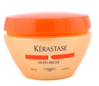 毛糙头发的大救星!Kerastase卡诗 Nutritive Oleo-Relax柔顺滋养发膜 44.08加元,官网价 66加元,包邮