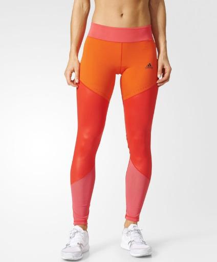 最后机会!Adidas 阿迪达斯 Ultimate 长款紧身运动裤 47.25加元(2色),原价 135加元
