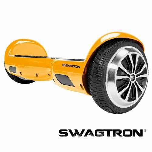 SWAGTRON T1 - UL 2272 智能平衡车 399.99加元(2色),原价 519.99加元,包邮
