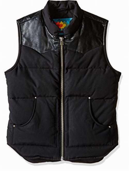 $272.12 (was $513.50) Moose Knuckles Men's Summit Vest