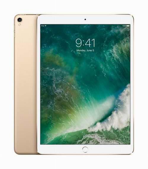 Apple 苹果10.5 英寸 iPad Pro 512GB 平板电脑 1198加元(原价 1299加元)!4色可选!