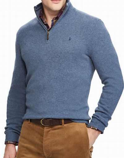 精选POLO RALPH LAUREN 羊毛混纺半拉链毛衣 79.99加元,原价 129加元,包邮
