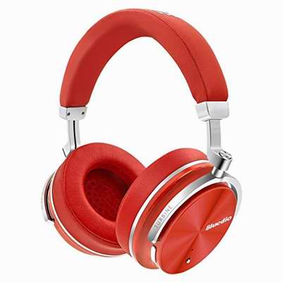 Bluedio 蓝弦 T4S 高阶版主动降噪 无线蓝牙耳机 38.49加元(3色),原价 79.99加元,包邮