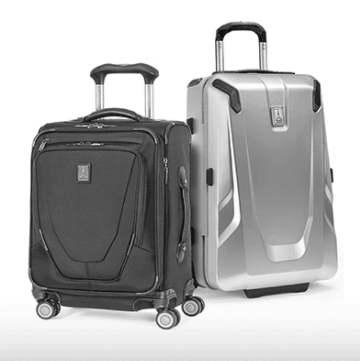 金盒头条:精选28款 Travelpro、Victorinox、Rockland、Olympia 等品牌拉杆行李箱及行李箱套装1.9折起!