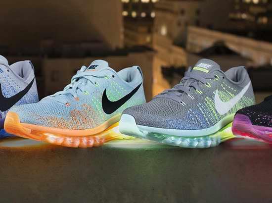 精选46款 Nike 男女时尚运动鞋6折起,额外再打7.5折!折后低至4.5折!