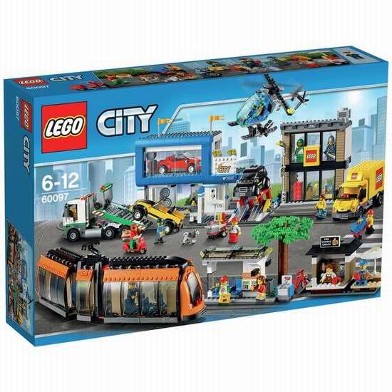 Lego 乐高积木全场6-7.5折!