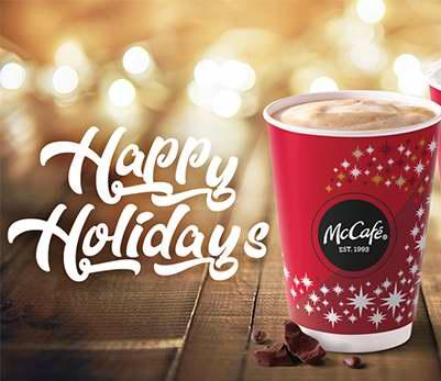 McDonald's 麦当劳 McCafé 麦咖啡仅需1元!目前仅限安省!