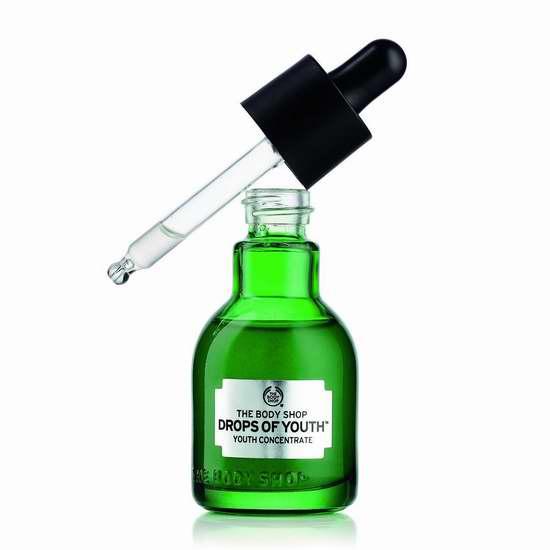 The Body Shop 美体小铺 Drops Of Youth 升级版植物干细胞活肌精华30ml装5折 19.97加元!
