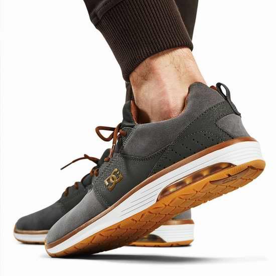 DC Shoes 精选大量成人儿童休闲鞋、运动鞋、服饰等4.8折起!额外再打7折!